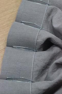 なるべく縫わないカーテン・・・♪_f0168730_83041.jpg
