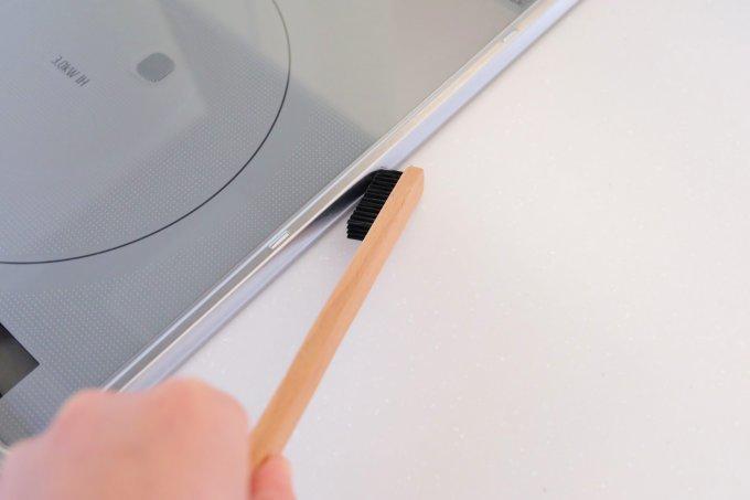 すきまの掃除に便利!無印の「プチプラアイテム」ベスト3にご注目!