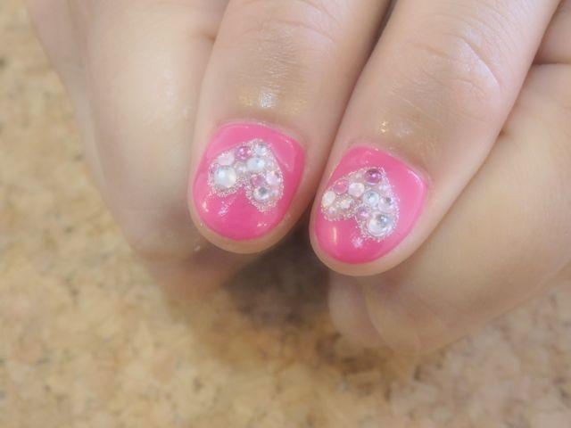 Pink Nail_a0239065_15192197.jpg