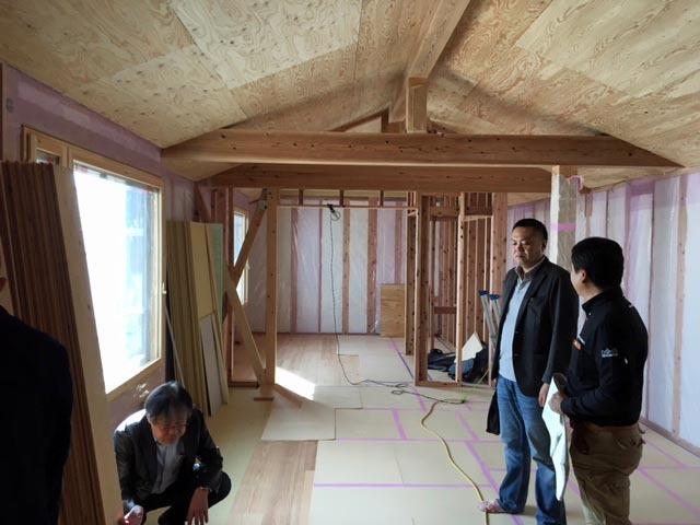 新住協関西支部との交流・5/滋賀栗東でもエアコン住宅_c0189970_17460499.jpg