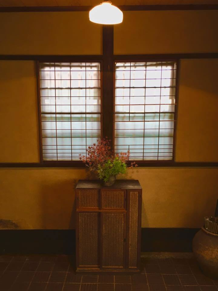 京都滞在記「書の朝稽古」_a0138976_13573876.jpg