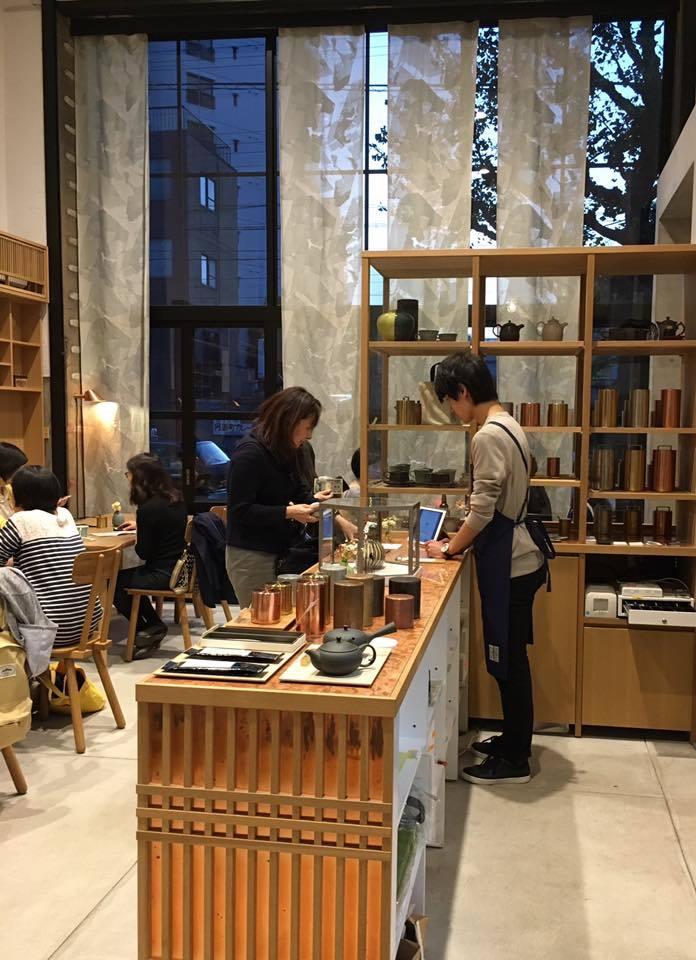 京都滞在記~七条の「Kaikado cafe(開化堂カフェ)」へ。_a0138976_14383064.jpg
