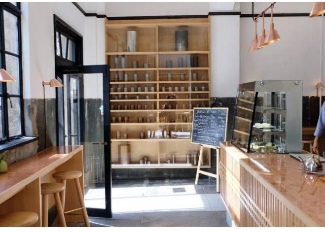 京都滞在記~七条の「Kaikado cafe(開化堂カフェ)」へ。_a0138976_14384103.jpg
