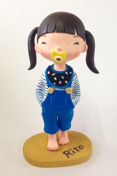 クレイドール 「りとちゃん」人形_f0072976_13134925.jpg