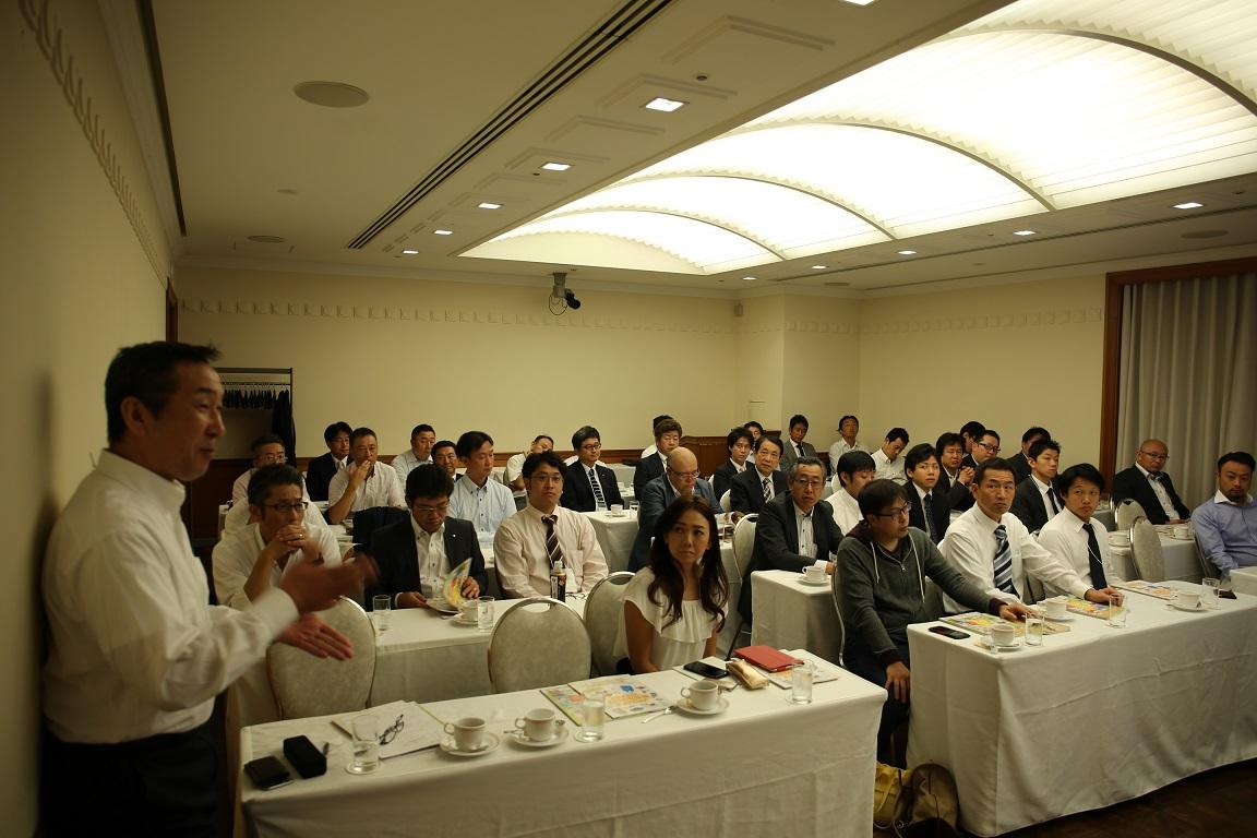 「13周年記念講演」を行いました_e0230111_1323285.jpg