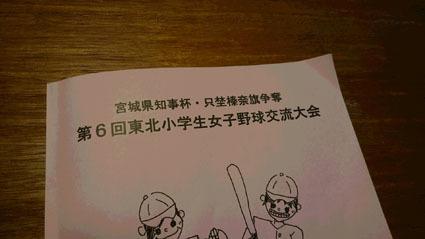 H28.11.16    女子野球_b0184721_15095938.jpg