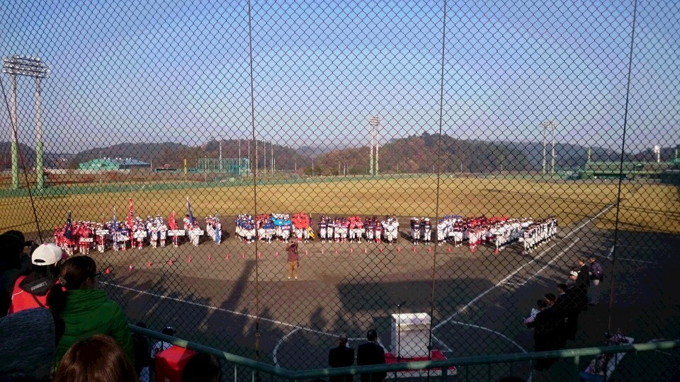 H28.11.16    女子野球_b0184721_15135493.jpg