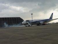 大阪国際空港で航空機事故対策訓練実施_c0133422_1292692.jpg