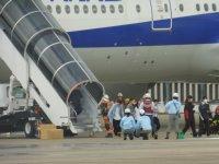 大阪国際空港で航空機事故対策訓練実施_c0133422_1341572.jpg