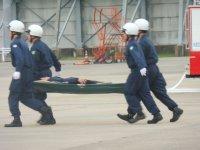 大阪国際空港で航空機事故対策訓練実施_c0133422_135930.jpg