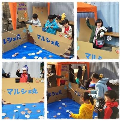 まんぷくマルシェ×子供たちと遊んだNODA♪_c0259934_16385433.jpg
