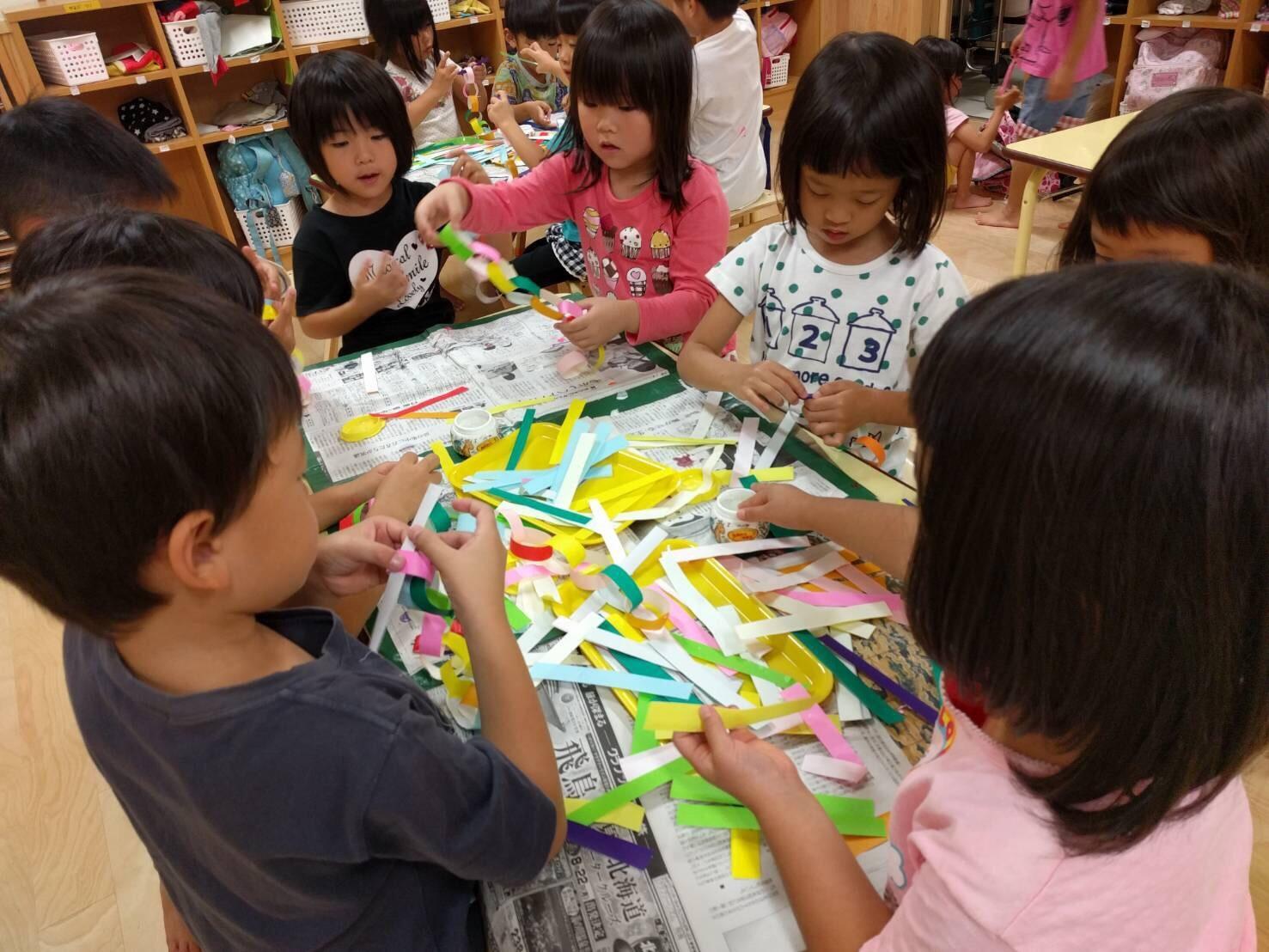 5歳児くじら組  お芋クッキング&お芋パーティPart②_c0151262_22190024.jpg