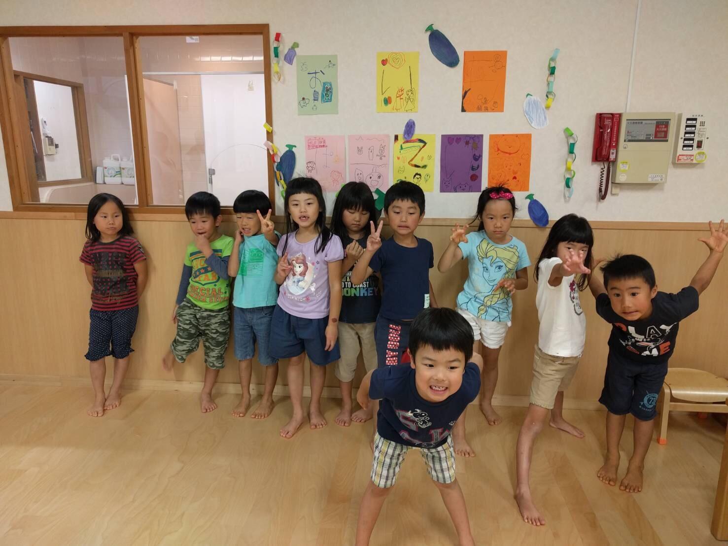 5歳児くじら組  お芋クッキング&お芋パーティPart②_c0151262_22200918.jpg