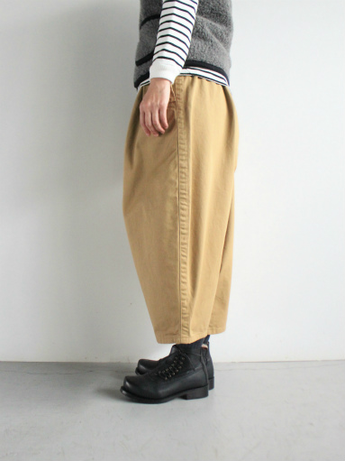 Ordinary fits BALL PANTS (LADIES ONLY)_b0139281_14112647.jpg