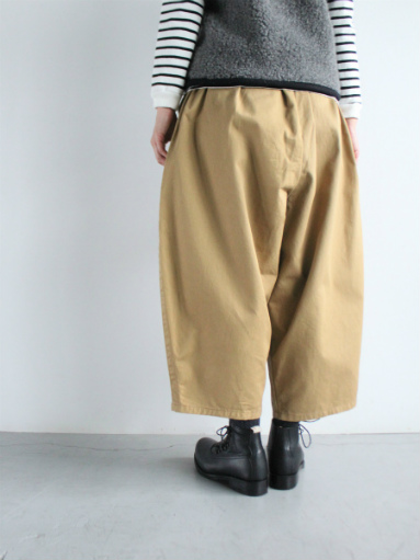 Ordinary fits BALL PANTS (LADIES ONLY)_b0139281_1411482.jpg