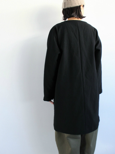 Ordinary fits NO COLLAR COAT (LADIES ONLY)_b0139281_17345086.jpg