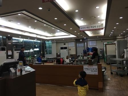 ソウルから大邱へ。その10 さよなら大邱。夕飯は大田(テジョン)の冷麺屋さんでウゴジタンを食す。_a0223786_17244065.jpg