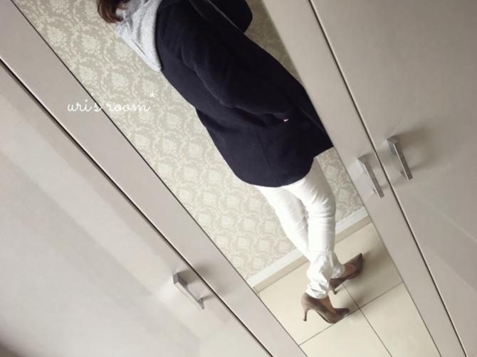 最近買ったお気に入りのコート。それから…息子の料理again!_a0341288_20310172.jpg