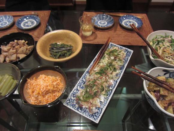 福島食堂ホームパーティ♪_d0339889_23014640.jpg