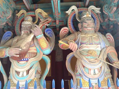 ポジャギ作家 李京玉と巡る韓国 (尚州・慶州・安東)2日目①_c0185092_03341.jpg