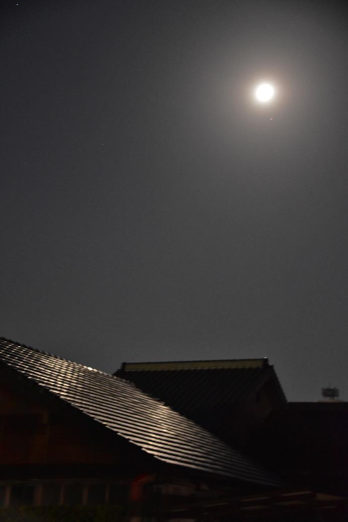 まだまだ行くよ! お月さんと一緒 (^o^)_c0049299_22281974.jpg
