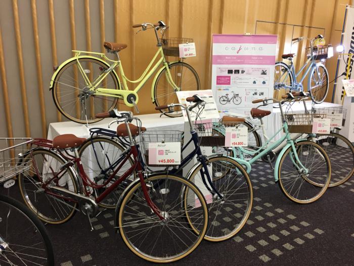 2017 ブリヂストンサイクル 新車発表会 その1_e0126901_12551388.jpg