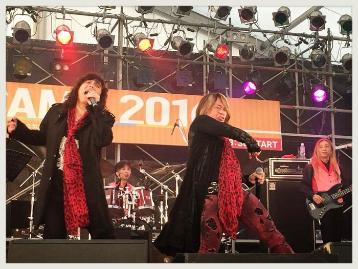■ アースシェイカー マーシー先輩と夢のジョイントステージ!!_b0183113_2254820.jpg