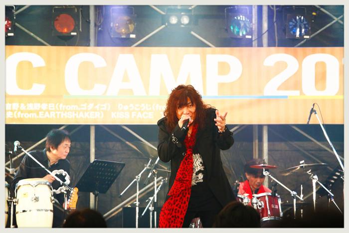 ■ アースシェイカー マーシー先輩と夢のジョイントステージ!!_b0183113_2284848.jpg