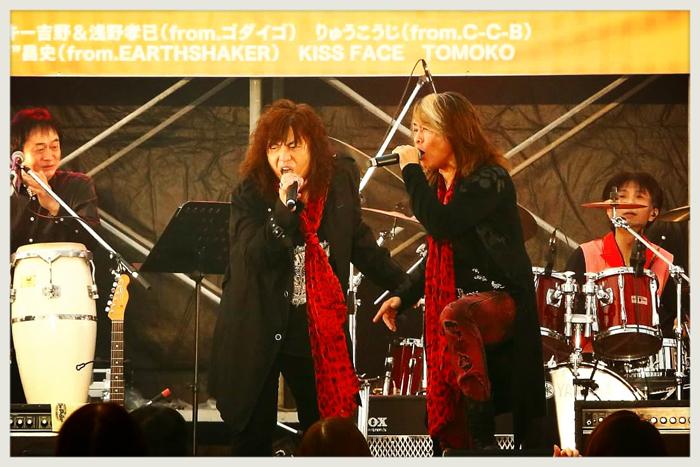■ アースシェイカー マーシー先輩と夢のジョイントステージ!!_b0183113_2295533.jpg