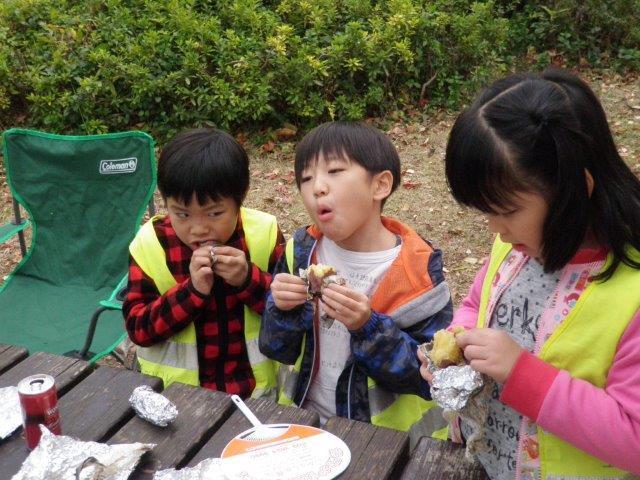 11月16日 Sweet potato party_c0315913_17152935.jpg