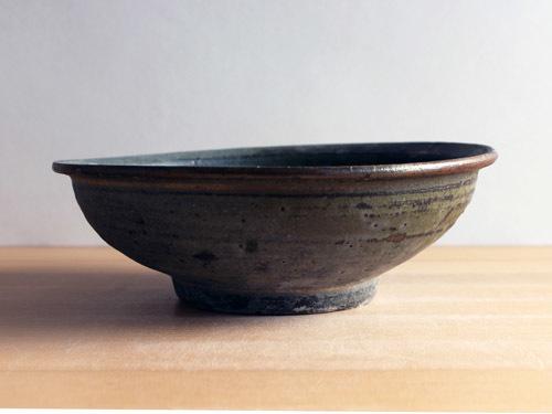 広川絵麻さんの六寸鉢。_a0026127_16445237.jpg