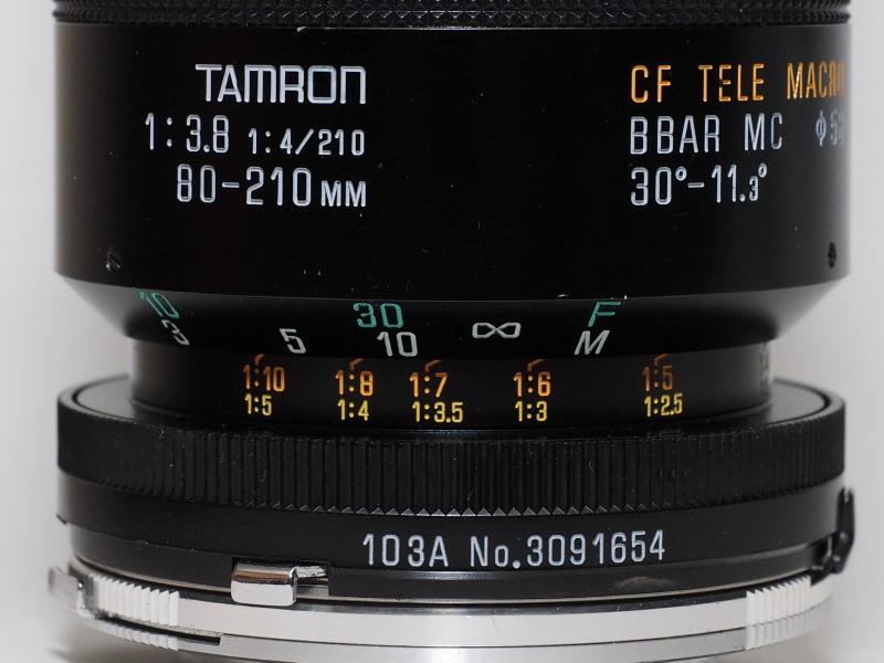 Tamron SP 80-210mm F3.8_c0109833_16283984.jpg