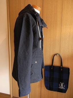 この冬お薦めします!~ダッフルコート~マウンテンパーカー~「JAPAN BLUE JEANS」編_c0177259_185846.jpg