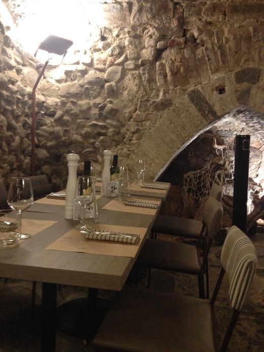 予約必至!フィレンツェの魚介レストラン_a0136671_0443426.jpg