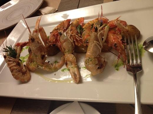 予約必至!フィレンツェの魚介レストラン_a0136671_105797.jpg