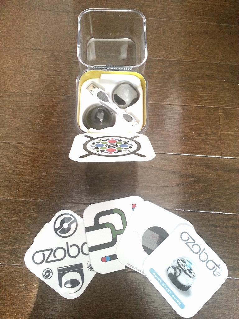 ozobot オゾボット 2.0 買ってみた (11/17)_a0034780_15592132.jpg