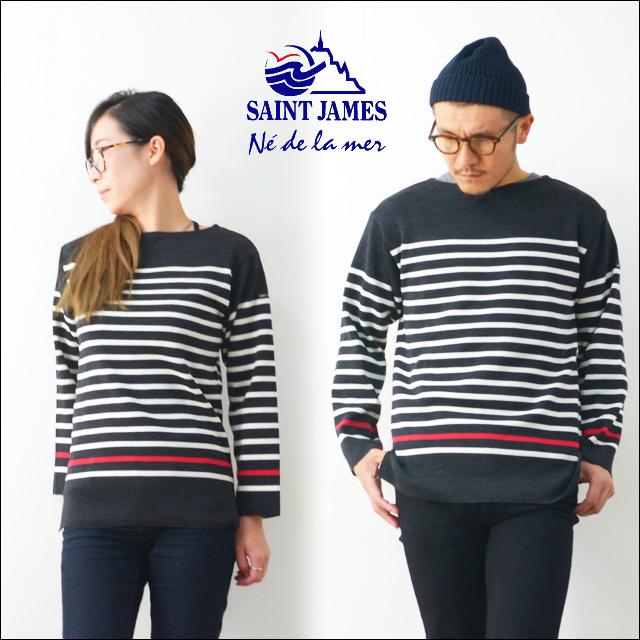 SAINT JAMES [セントジェームス] NAVAL SWEATER [16JL 50/50 R ROUGE] MEN\'S/LADY\'S_f0051306_13200702.jpg