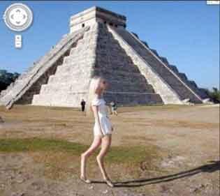 発見『ククルカン神殿のピラミッド内にピラミッド』/ EL ESPECTADOR_b0003330_1414325.jpg