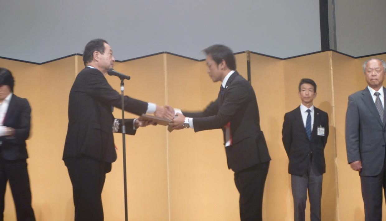 Fantasia Squareがスポーツ優良団体を受賞しました_d0180431_190107.jpg