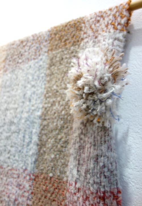 今週末11/20まで【三浦奈巳作品展〜縫って織ってできました】ふかっふかのショールで冬支度を_a0017350_07045468.jpg