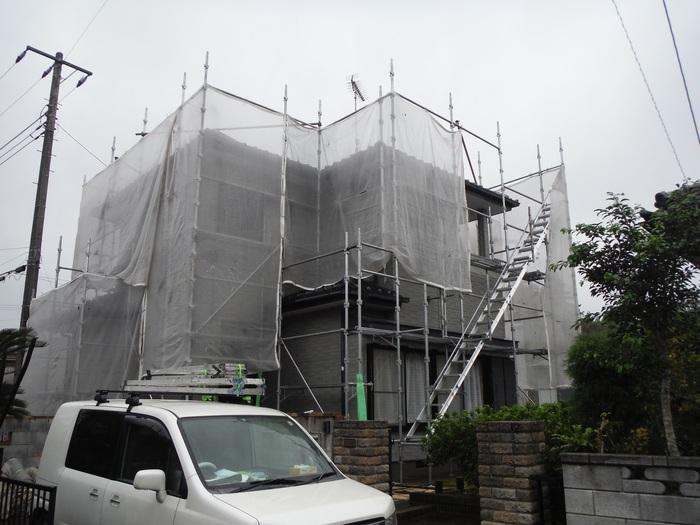 入居前リフォーム ~ 屋根と外壁。_d0165368_14131830.jpg