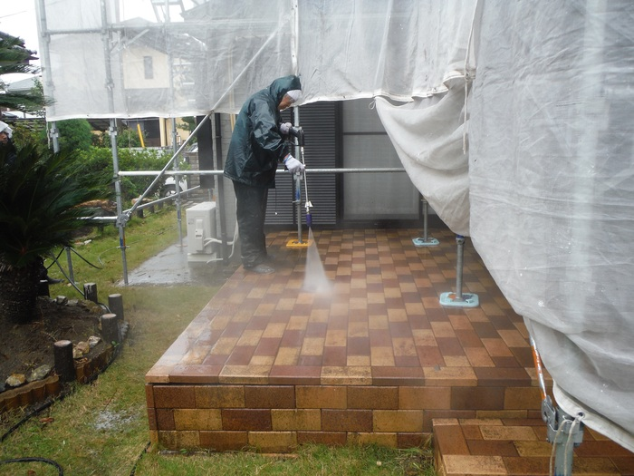 入居前リフォーム ~ 屋根と外壁。_d0165368_14133824.jpg