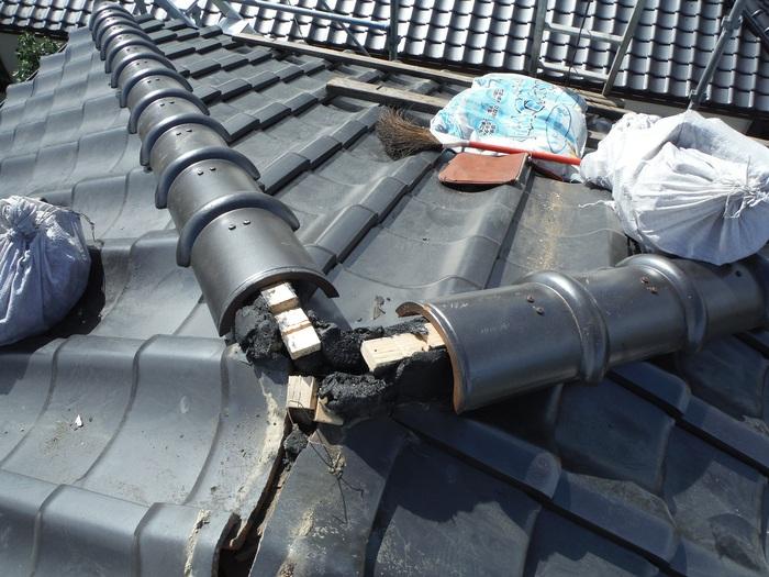 入居前リフォーム ~ 屋根と外壁。_d0165368_14161249.jpg