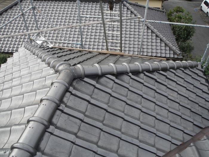 入居前リフォーム ~ 屋根と外壁。_d0165368_14164865.jpg