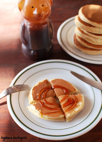 大豆粉パンケーキに挑戦_b0253205_04413882.jpg