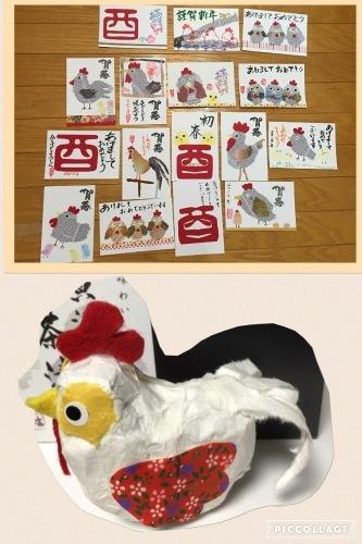 華やかな養鶏場_e0202518_19322796.jpg