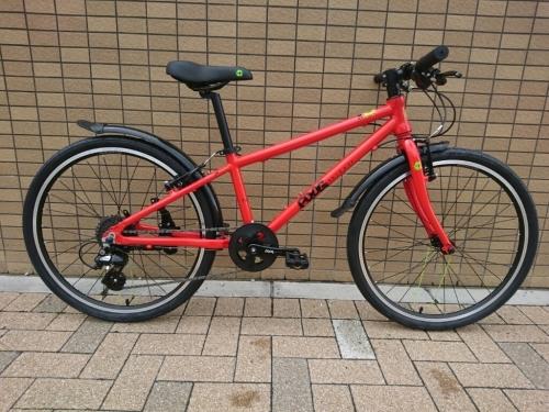 FROG bikes 始めています_b0282021_12170757.jpg