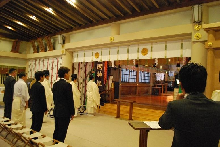 福井県神道青年会 創立六十五周年記念事業終了奉告祭 _f0067122_12440692.jpg
