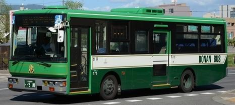 道南バスの西工 4題_e0030537_01304853.jpg