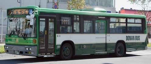 道南バスの西工 4題_e0030537_01374858.jpg
